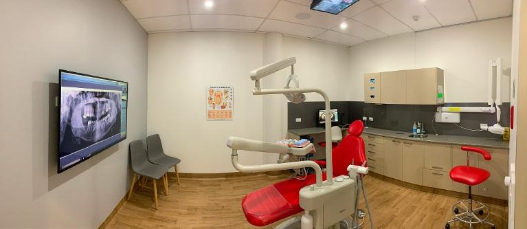 Image of treatment room